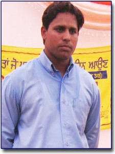 Pastor Kadim Masih Place of Ministry - Amritsar - Punjab