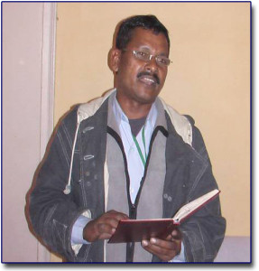 Pastor Kmalash  Masih  Place of Ministry ~ Balia, Uttar Pradesh
