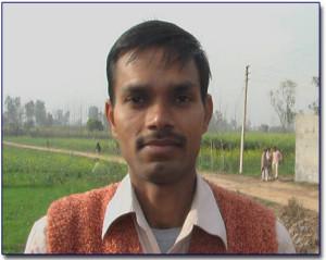 Pastor Naresh Place of Work - Bagam pol - Uttar Pradesh