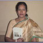 Bible Woman Sister Pulkeswari